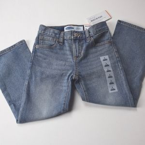 NWT Straight Leg Jeans w/ Built in Flex